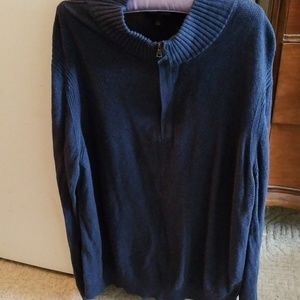 Banana Republic dark blue shirt